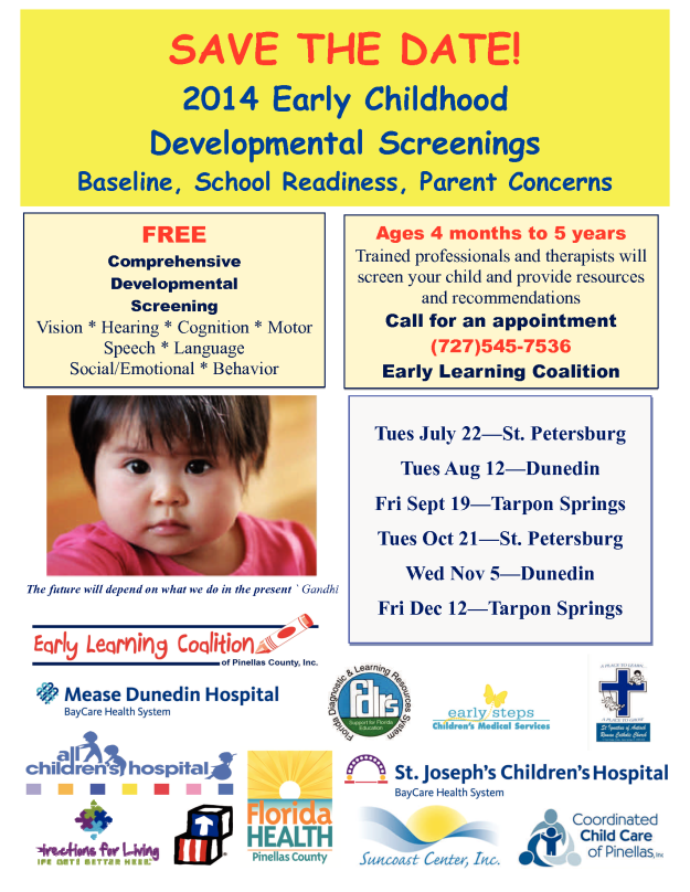 developmental screening bi-annual 2014 july-december